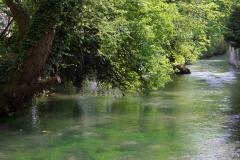 Paderabfluss in Paderborn